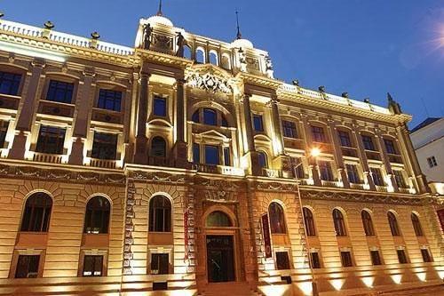 Bazén Hotelu Boscolo - Praha