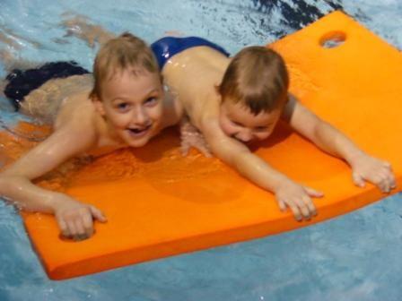 PŠ Activity Club - Plavání rodičů s dětmi v bazénu Strahov Praha