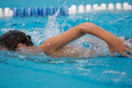 Plavecká škola Kralupy - Plavecký výcvik v bazénu Kralupy n. Vltavou - ilustrační foto