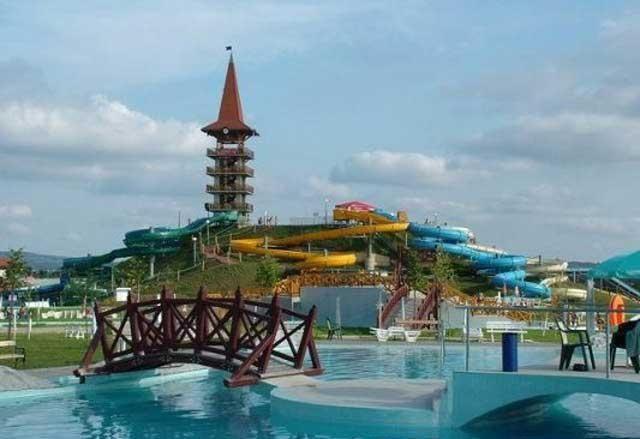 Aquacity Zalaegerszeg, Maďarsko