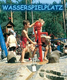 Zábavný park Freizeit-Land Geiselwind, Německo