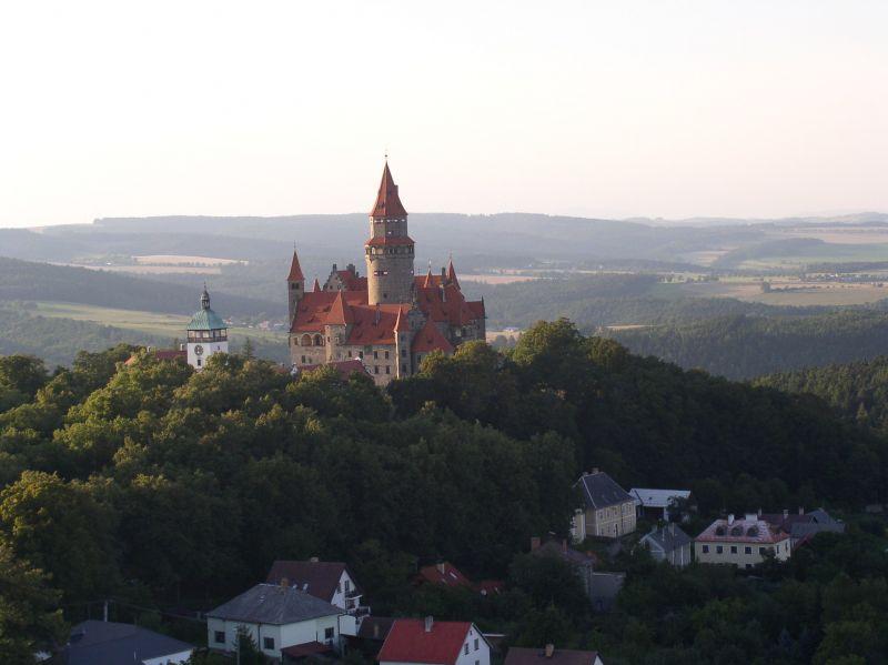 Hrad Bouzov - Duchové a strašidla
