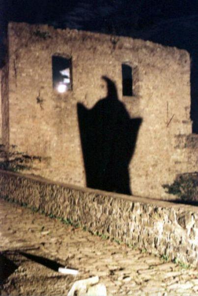 Hrad Hukvaldy - Strašidelná noc