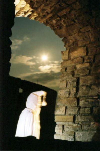Hrad Hukvaldy - Strašidelná večer opět na hradě
