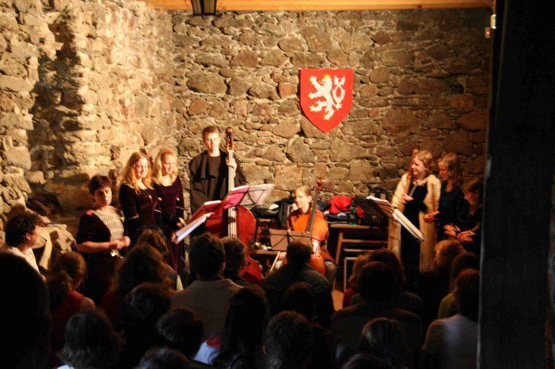 Hrad Orlík - Středověké slavnosti