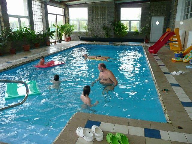 Plaváček - Bakov nad Jizerou - Plavání dětí od 4. měsíce do 6 let