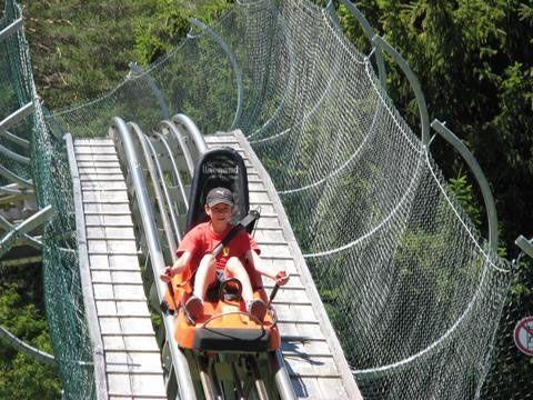 Bobová dráha Alpine Coaster, Imst, Rakousko