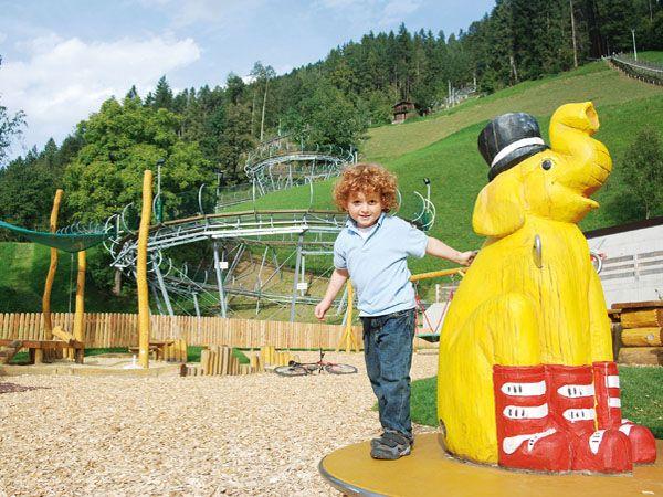 Bobová dráha Zillertal Arena, Zell, Rakousko