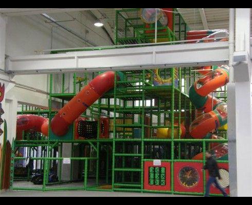 Zábavný park Bongo Brno