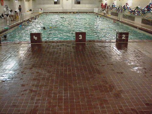 Bazén TJ Sokol Praha, Královské Vinohrady