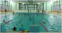 Club Junior - Plavání dětí v bazénu Výstaviště, Incheba
