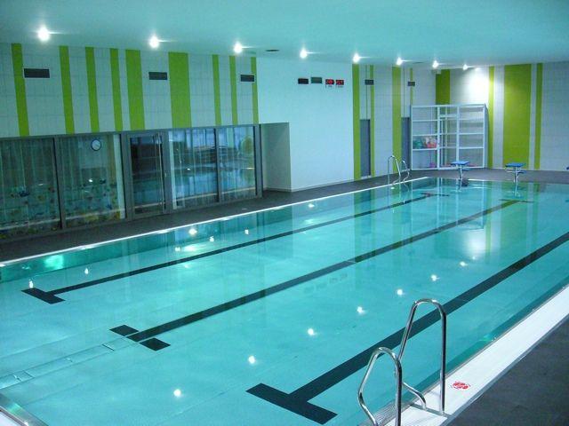 Club Junior - Plavání rodičů s dětmi v bazénu Pražačka