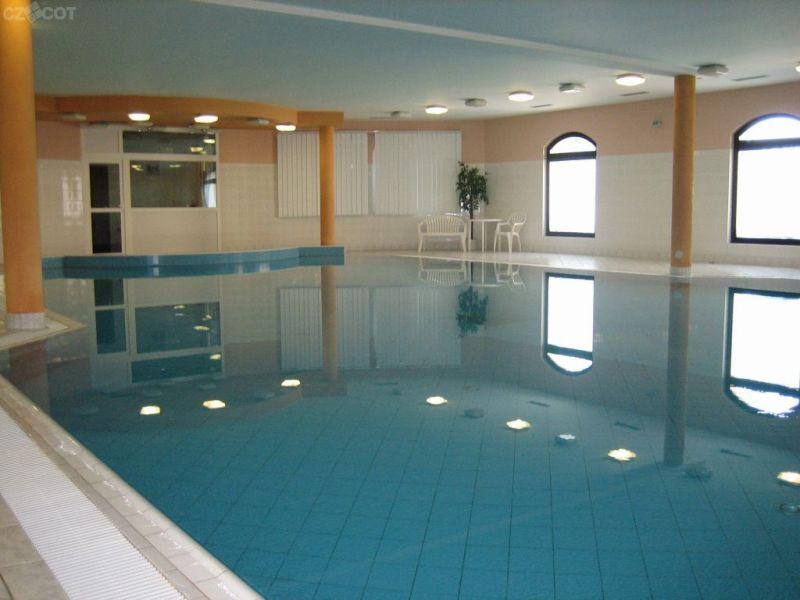 Club Junior - Plavání rodičů s dětmi v bazénu Hotelu Floret, Průhonice