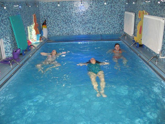 Pro Baby České Budějovice - Plavání těhulek ve vlastním bazénu klubu