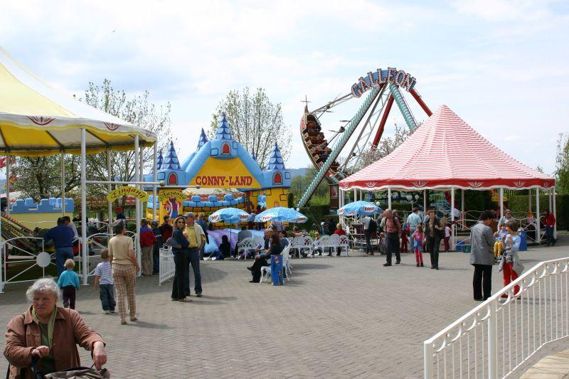 Zábavný park ConnyLand, Lipperswil, Švýcarsko