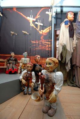 Muzeum loutek Plzeň - Školní exkurze