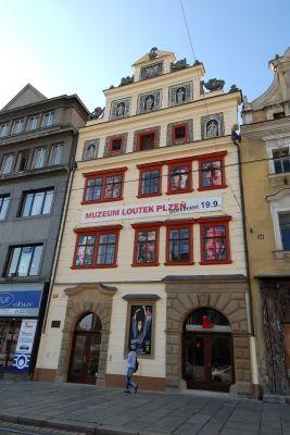 Muzeum loutek Plzeň