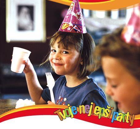 McDonalds Praha, Vodičkova - Pořádání narozeninových oslav pro děti