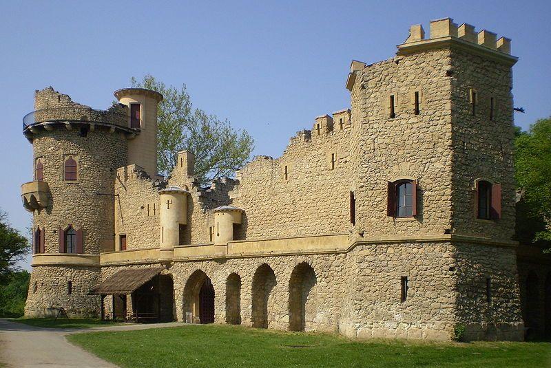 Janohrad - Janův Hrad