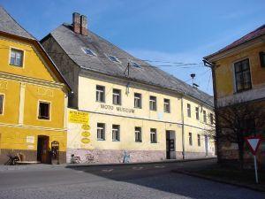Muzeum české hračky a historických motocyklů, Kašperské Hory