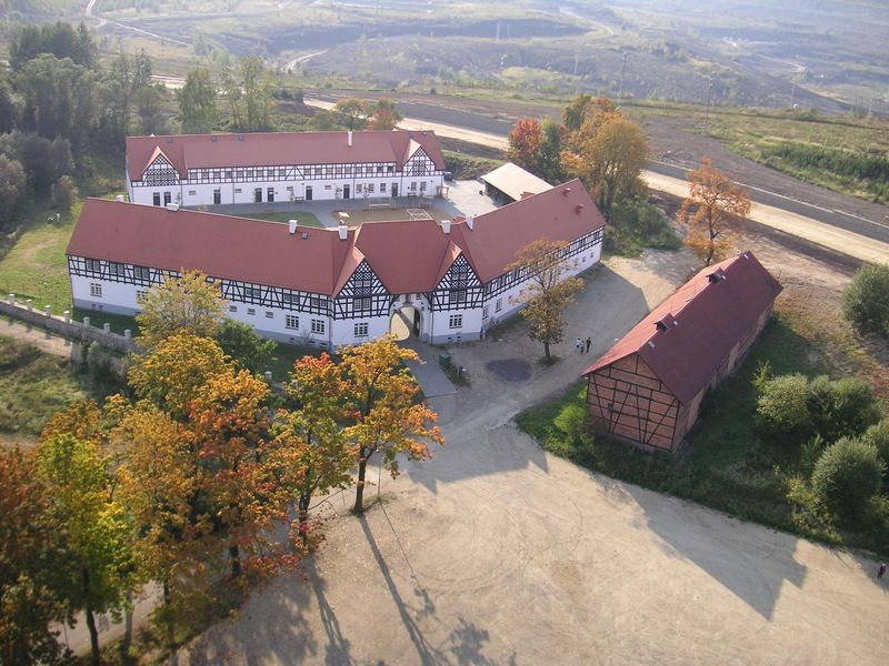 Centrum tradičních řemesel - Statek Bernard, Královské Poříčí