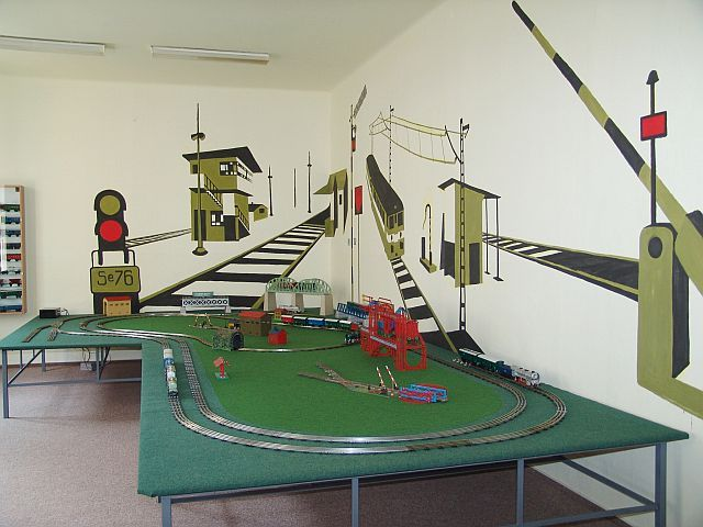 Muzeum stavebnice Merkur, Police nad Metují