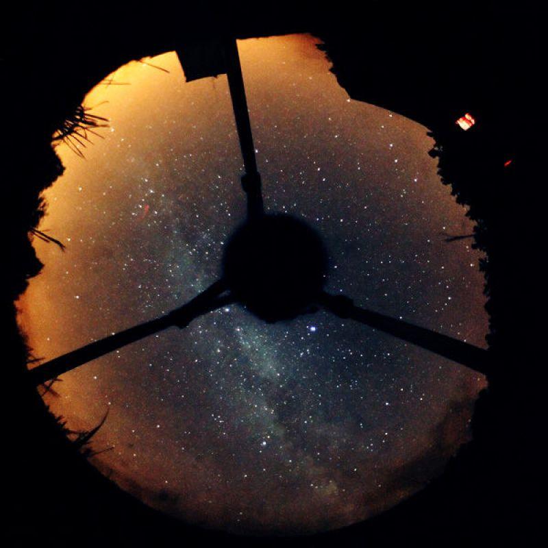 Hvězdárna Úpice - Astronomická expedice