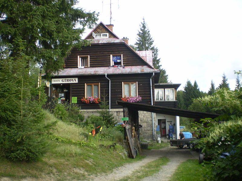 Horská chata Gírová
