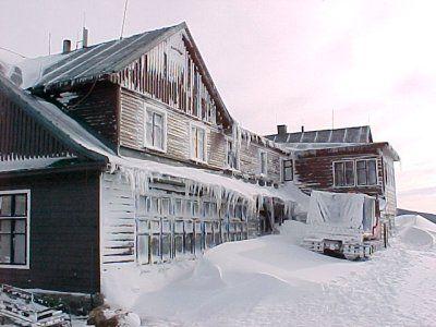 Horská chata Rozhled