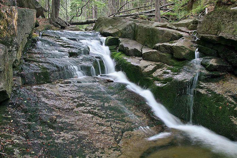 Vodopády Jedlová