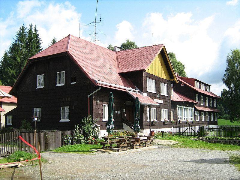 Gruň - Hotel Charbulák