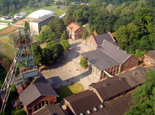 Hornické muzeum OKD Landek Ostrava