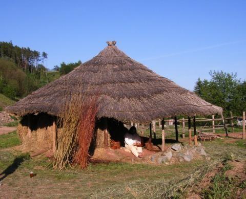 Keltský skanzen ISARNO, Letovice