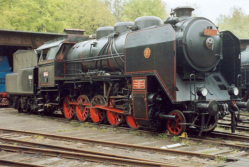 Železniční muzeum Lužná - Poslední parní víkend v Železničním muzeu ČD