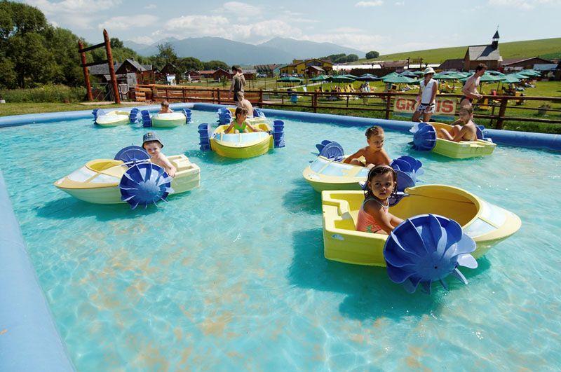 Aquapark Tatralandia, Slovensko