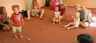Aqua club ORCA Jihlava - Zpívání a hrátky pro děti a maminky
