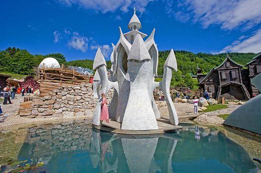 Pohádkový svět HABAKUKY, Donovaly, Slovensko