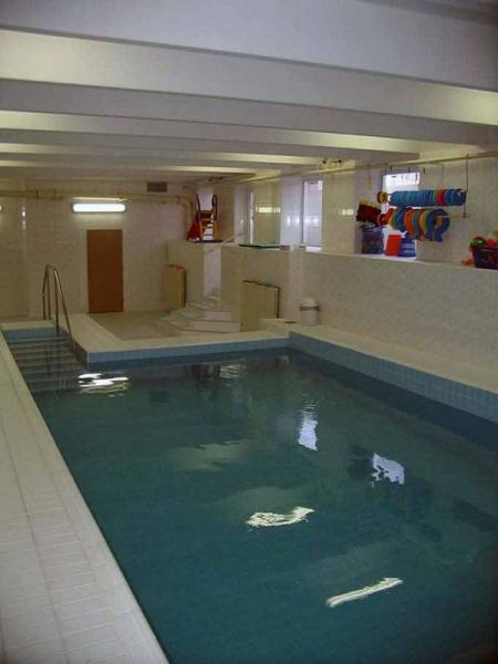 Rodinné centrum Čtyřlistek - malý bazén, vaničky, herna, cvičebna