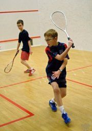 Sport Centrum Brno-Ivanovice - Squashová školička