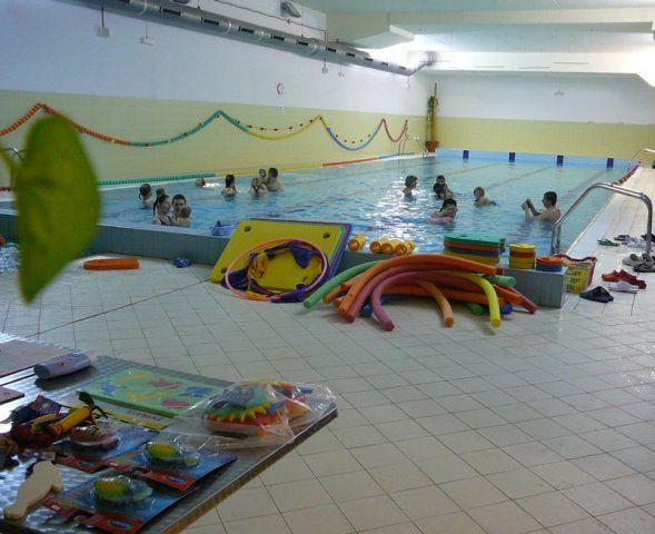 Lavoda Praha - Plavecké kurzy pro MŠ v bazénu Holmes Place Černý Most
