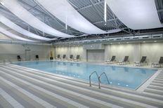 LaVODA Praha - Samostatné plavání dětí v bazénu Holmes Place Smíchov