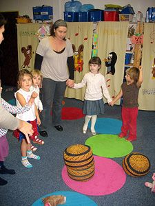 Studio Motýlek Praha - Dramatický kroužek pro děti 3-6 let