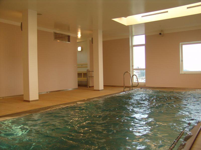 Plavecká školička Hvězdička - Plavání rodičů s dětmi v Centru Cordeus, Praha