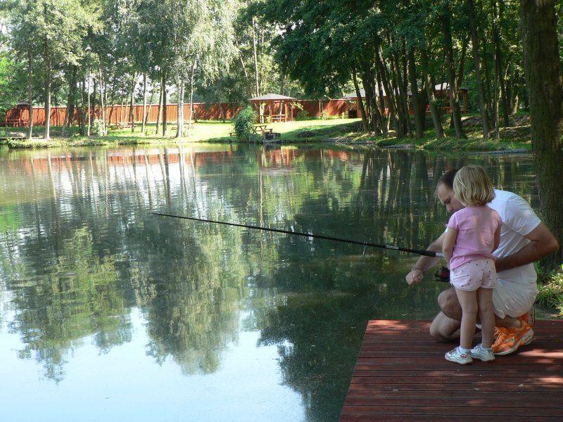 Kristýna Vávrová - Rybolov pro děti, Lázně Bohdaneč