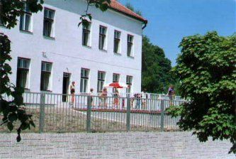 Turistická základna Hříběcí u Horní Cerekve