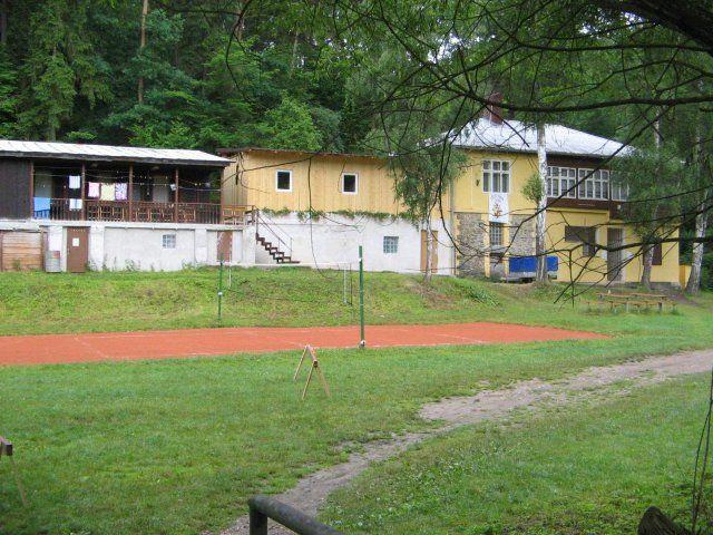 Turistická základna Buben