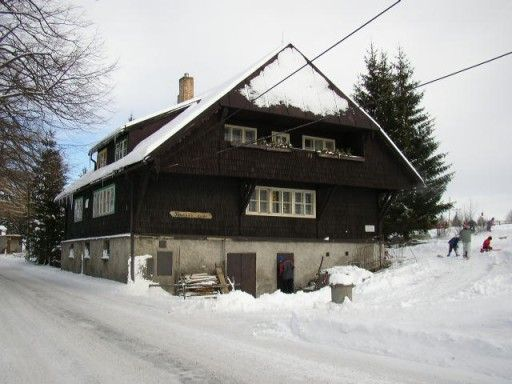 Turistická základna Tomášův Dvůr - Hojsova stráž