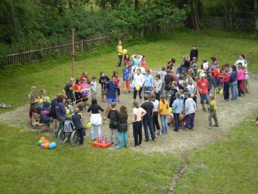 Táborová základna Kunkovice u Čachrova