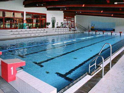 Plavecký bazén Prachatice
