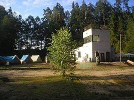 Turistická základna Střelnice u Rapšachu